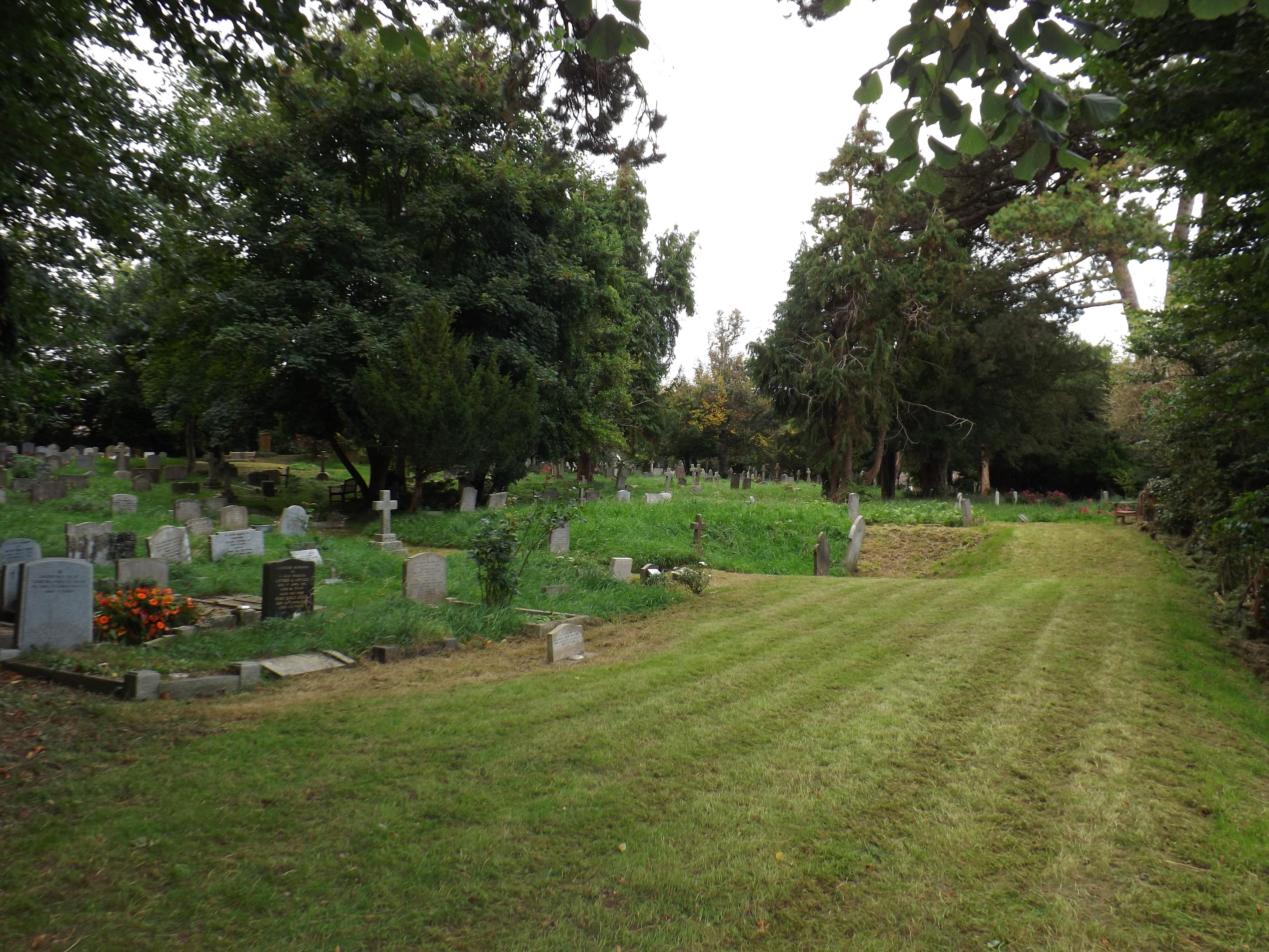 Churchyard Clear-up Day