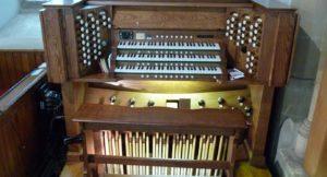 Organ recital @ Christ Church Totland Bay