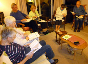 Christ Church Bible Study Group @ Tamarisk