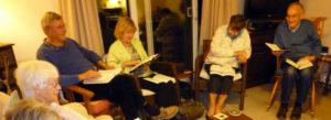 Christ Church Bible Study Group @ Tamarisk