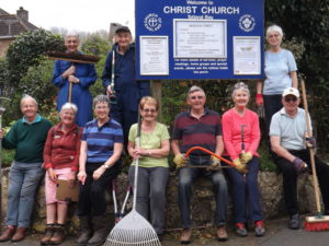Churchyard Clear Up Day - Refreshments in the Annexe @ Christ Church Annexe