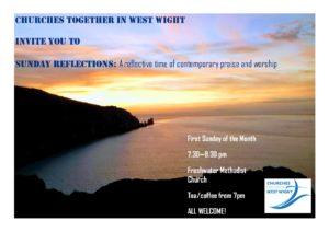 CTWW - Reflections @ Freshwater Methodist Church