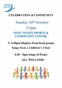 Celebration of Community @ West Wight Sports and Community Centre