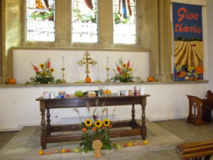 Mid-week Communion Service @ Christ Church Totland Bay