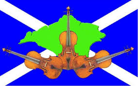 Scottish Fiddlers Concert @ All Saints Church Freshwater