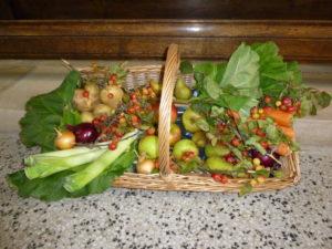 Harvest Festival Sunday 6 October @ Christ Church Totland Bay