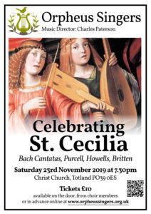 Celebrating St Cecilia