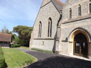 Ride and Stride Event @ Christ Church Totland Bay
